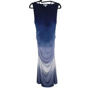 Athleta| Blue Ombre Sunkissed Sleeveless Dress